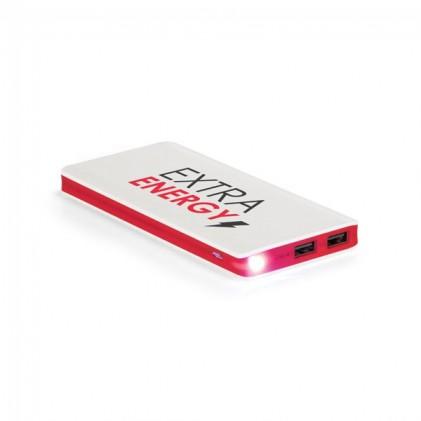 Bateria Portátil 11.000 mAh Personalizada