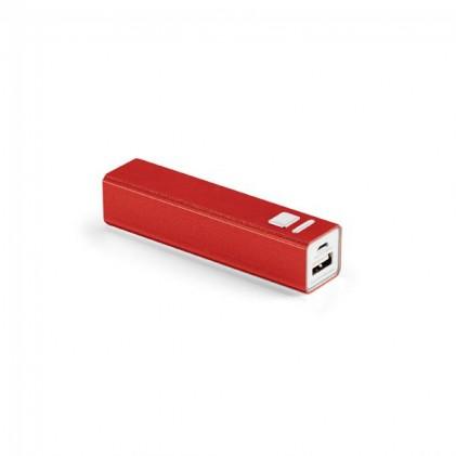 Bateria Portátil 2.600mAh Personalizada