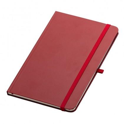 Caderneta Tipo Moleskine com Logo