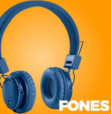 Fones de Ouvido Personalizados
